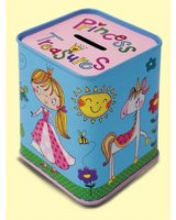 Princes Tin Money Box